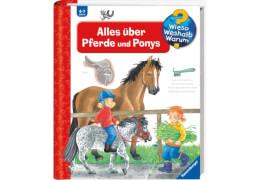 Ravensburger 33258 Wieso? Weshalb? Warum? 21: Alles über Pferde und Ponys