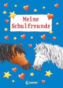 Loewe Eintragbuch Meine Schulfreunde blau