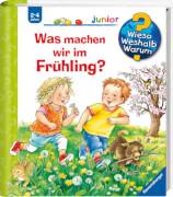 Ravensburger 32659 Wieso? Weshalb? Warum? Junior Band 59: Was machen wir im Frühling-