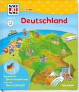Tessloff WAS IST WAS Junior 31: Deutschland, Klappenbroschur, 20 Seiten, ab 4 Jahren
