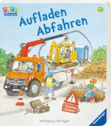 Ravensburger Spielbuch - Aufladen, Abfahren