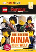 Buch Superleser - THE LEGO NINJAGO® MOVIE