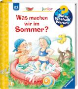 Ravensburger Wieso? Weshalb? Warum? Junior Band 60: Was machen wir im Sommer?