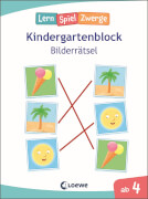 Loewe LernSpielZwerge Relaunch - Bilderrätsel