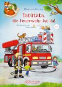 Tatütata, die Feuerwehr ist da!