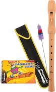 Voggenreiter Voggy's Blockflöten-Set mit barockem Griff