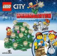 CD Weihnachten in LEGO City: Angriff der Schneemänner, Folge 8