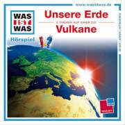 Was ist Was - Folge 1: Unsere Erde / Vulkane (CD)