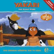 Yakari - Folge 27: Das blaue Pferd / # (CD)