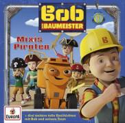 Bob der Baumeister - Folge 13: Mixis Piraten (CD)