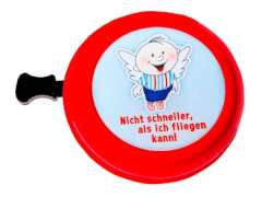 bbeBells F.-Klingel Engel rot 55mm