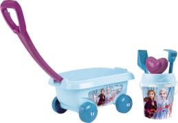 Frozen 2 Handwagen + Eimergarnitur