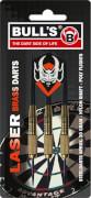Bulls 3 Steeldart Laser Brass Darts, 20 g