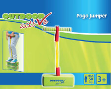 Outdoor active Schaumstoff Pogo Jumper
