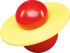 Saturn-Hopper rot - gelb belastbar bis 50kg