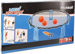 New Sports Pitchball-Set mit 3 Bällen