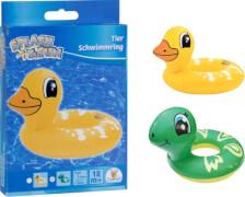 Splash & Fun Ringtiere, 2-fach sortiert, Schwimmreifen, # 50 cm, ab 3 Jahren (nicht frei wählbar)