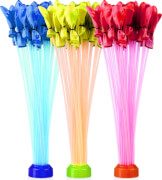 Bunch O Balloons Wasserbomben (100 St.) inkl. Adapter, ab 3 Jahre