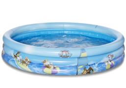 Paw Patrol 3-Ring-Pool, aufgeblasen ca.