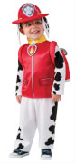 Kostüm Paw Patrol Marshall Gr. S, Karneval