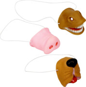 Tiernasen Verkleidungsspaß  Bunte Geschenke, sortiert