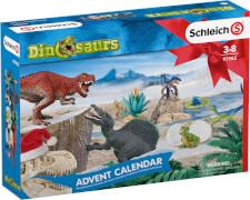 Schleich 97982 Dinosaurs Adventskalender Dinosaurs 2019