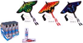 Wing Glider, sortiert
