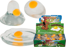 Softgummi-Ball Splat Egg