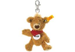 Steiff Schlüsselanhänger Teddybär, Knopf, 11 cm