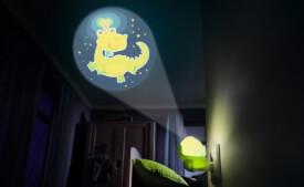 HABA - Steckdosenlicht Gute-Nacht-Drachen, grün