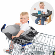 HygieneCover Schutzbezug für Einkaufswagen und Hochstuhl