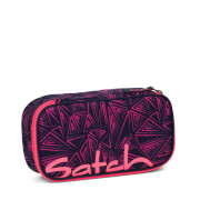 satch SchlamperboxPink BermudaDunkelblau, Neon, Pink